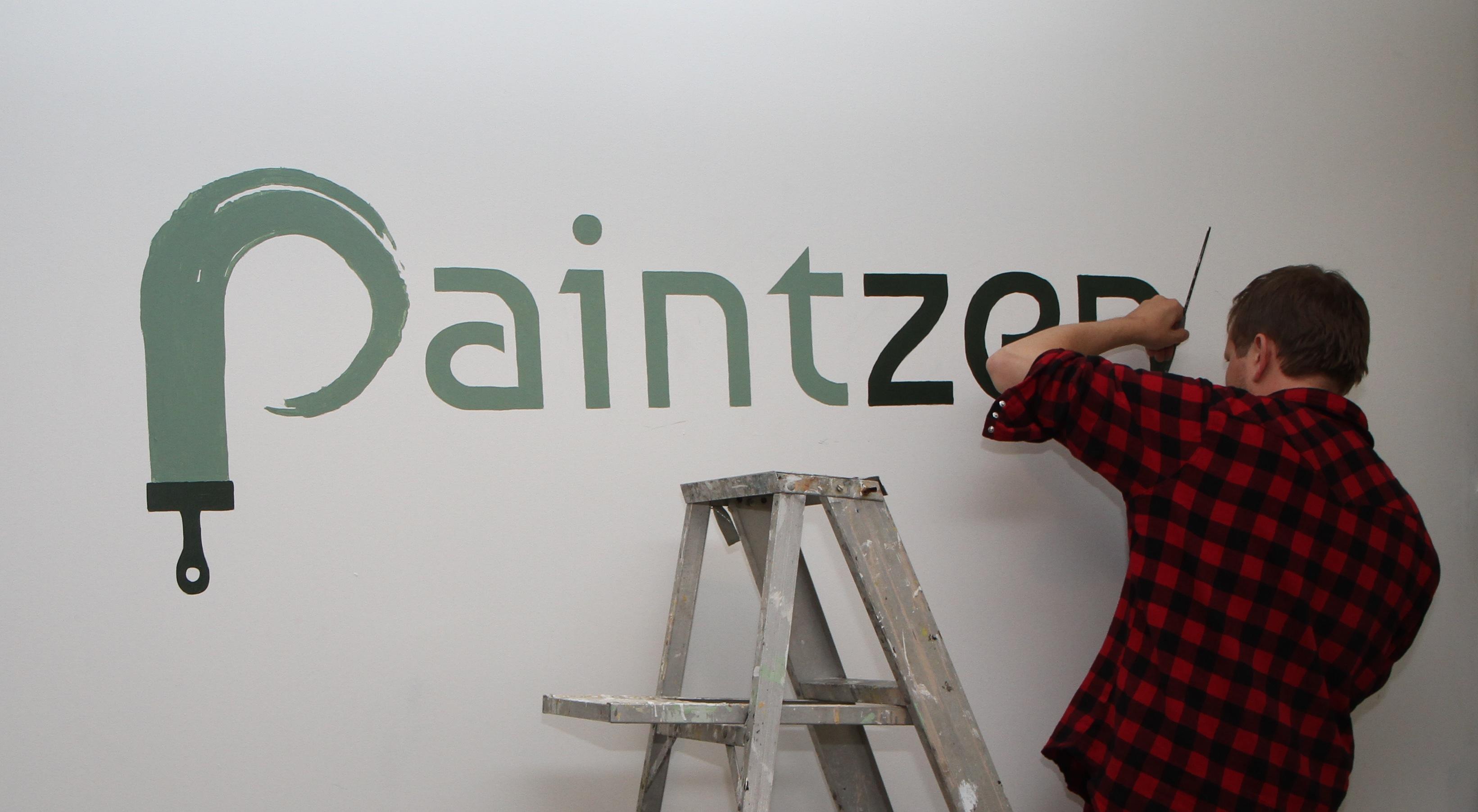 logos professional artistic wall painters paintzen